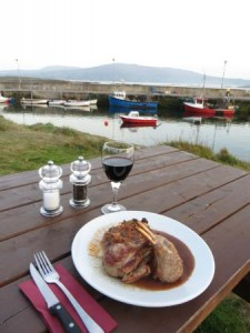 good Pub food west cork